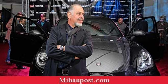 نگاهی به خودروهای تیون منصوری در نمایشگاه خودرو ۲۰۱۵ فرانکفورت + عکس