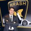 شرکت خودروسازی انگلیسی آرش، قویترین خودرو هیبریدی جهان را در نمایشگاه ژنو رونمایی کرد.