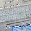 تصاویر جدید از اختفاء صدها هزار خودرو داخلی