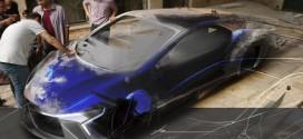 توقف خودرو خورشیدی «غزال» قبل از خط شروع رالی استرالیا!