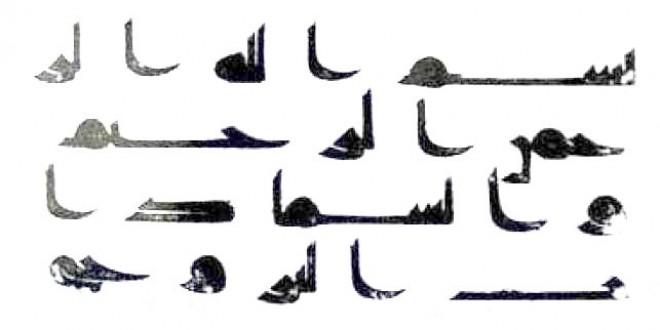 امام محمد باقر (ع) : قائم ما در الر بپا خيزد