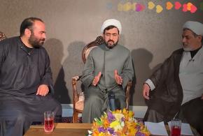 مناظره دکتر ناصر رفیعی ، و سید حسن آقا میری