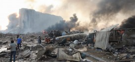 انفجار نیترات آمونیوم و تکرار حادثه قطار نیشابور این بار در بندر بیروت