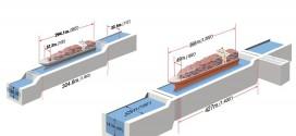اتصال دو اقیانوس در کانال پاناما