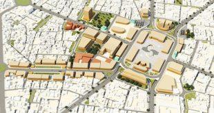 رونمایی از ماکت جدید طرح عظیم میدان شهدا مشهد