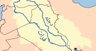 بررسی امکان تغییر مسیر رود دجله برای تحقق ایرانرود