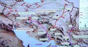 پروژه انتقال آب از خلیج فارس به مشهد آغاز شد