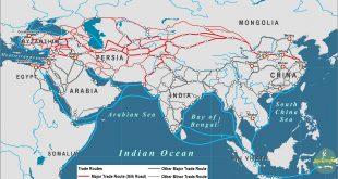 ایران اثرگذارترین کشور «جاده ابریشم دیجیتال» دنیا